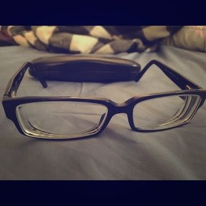 Ray Ban prescription glasses - black